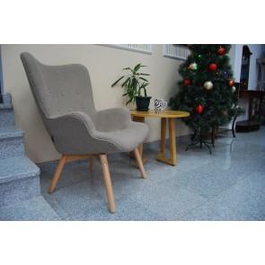 Klub Fotelja OU - E01 SIVA