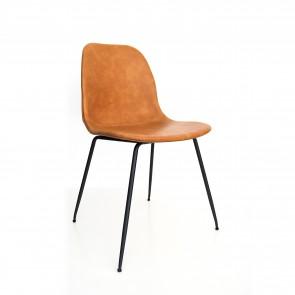 Trpezarijska stolica JAMES - braon