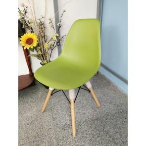 Trpezarijska stolica OU-CHARLIE zelena