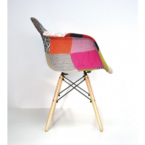 Trpezarijska stolica SEM patchwork